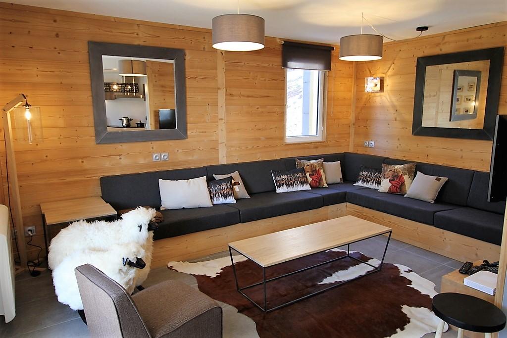 apartement standing chalet 12 peronnes mouton vache bois