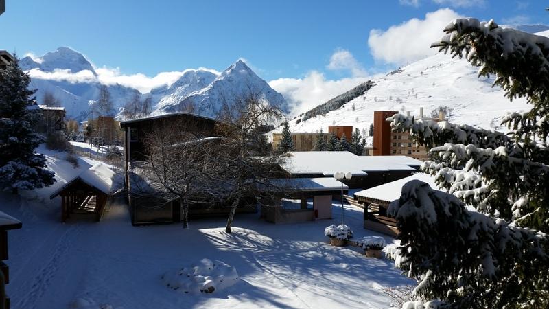 les 2 Alpes 1800 neige hiver ski location appartement de standing